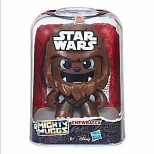 Star Wars Mighty Muggs Chewbacca #2 Multiple Face